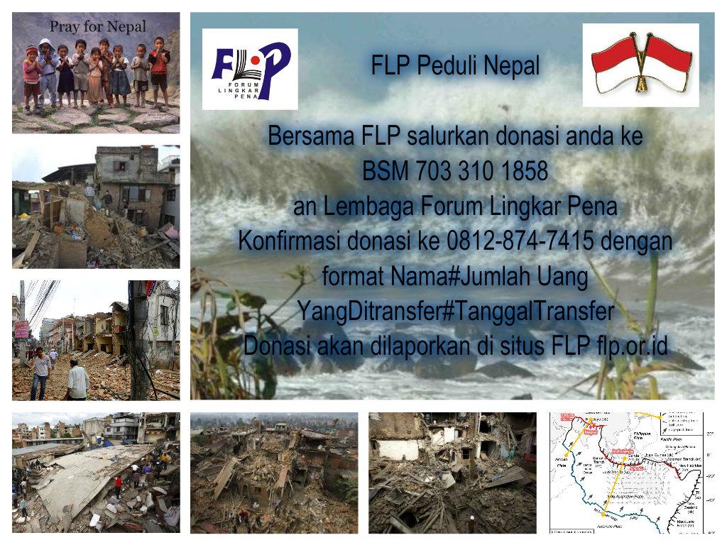 FLP Peduli Nepal