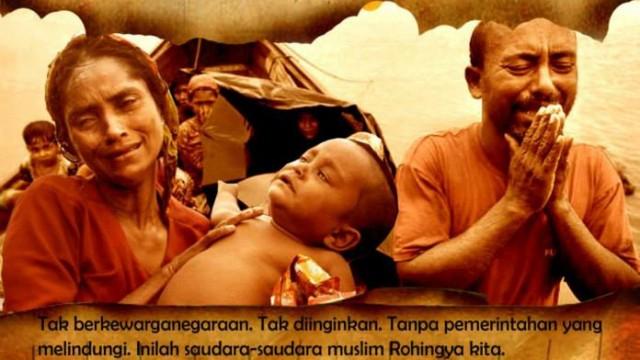 FLP Peduli Rohingya