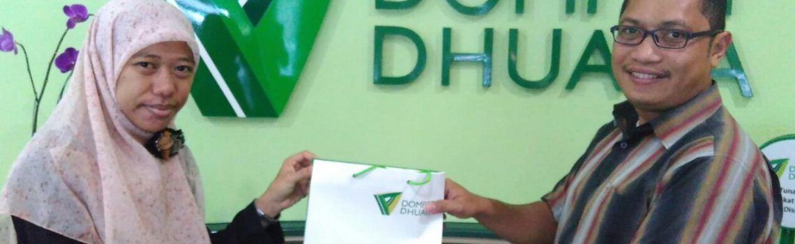 serah terima donasi Rohingya di DD - Copy