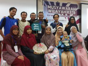 Musyawarah Wilayah FLP Sumatera Selatan