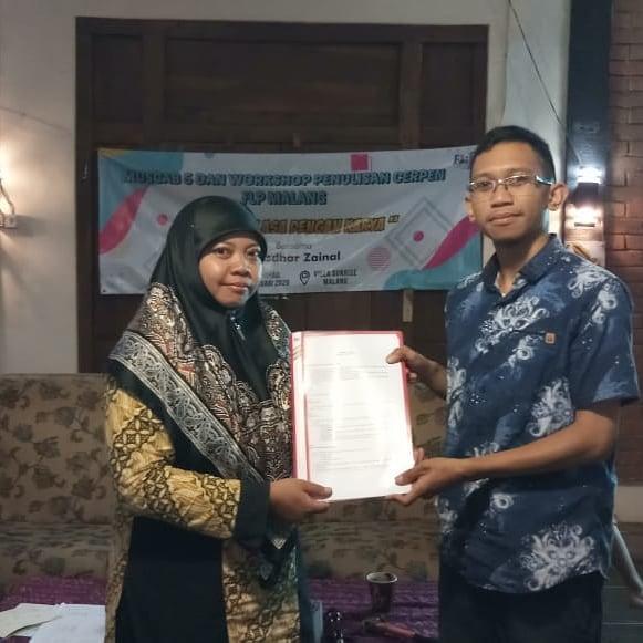 Muscab Dan Workshop Menulis Cerpen FLP Malang